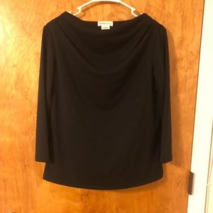 Michael Kors Cowl Neck Blouse